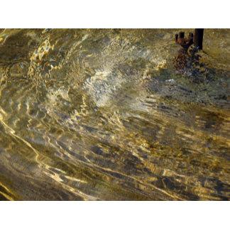 Golden Fountain Water