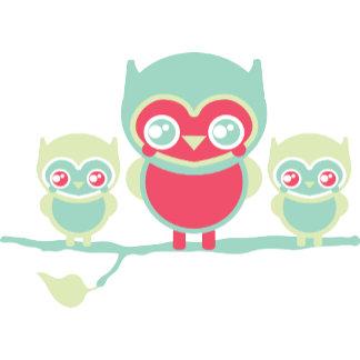 Lil Munchkin Owls