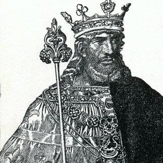 King Arthur of Britain
