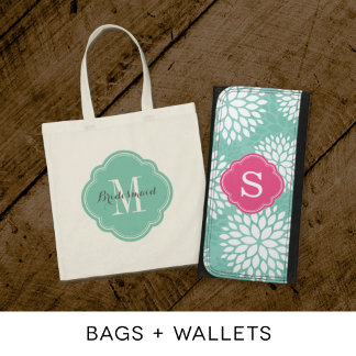 BAGS + WALLETS