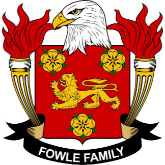 Fowle Coat of Arms