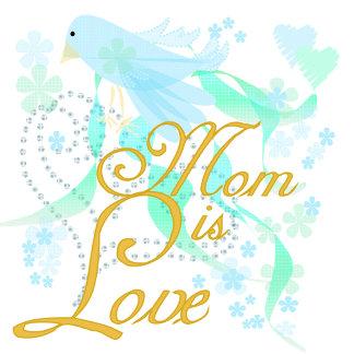 Bluebird Mom is Love