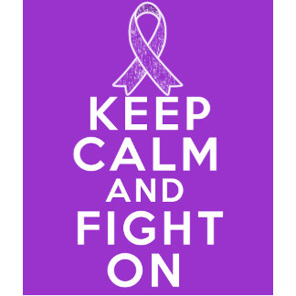 Epilepsy Keep Calm and Fight On