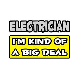 Electrician .. I'm Kind of a Big Deal