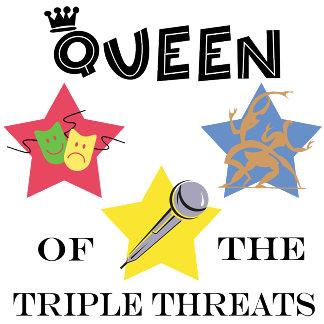 Triple Threat Queen