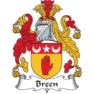 Breen Coat of Arms
