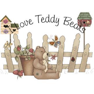 I Love Teddy Bears Spring Thyme