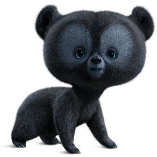 Brave Bear Cub 1