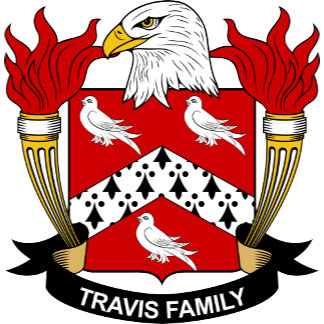 Travis Coat of Arms