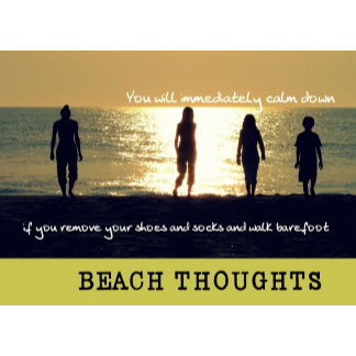 BEACH THOUGHTS