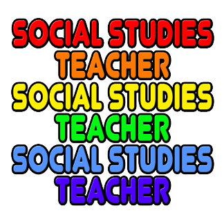 Rainbow Social Studies Teacher