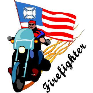 Firefighter Bikers