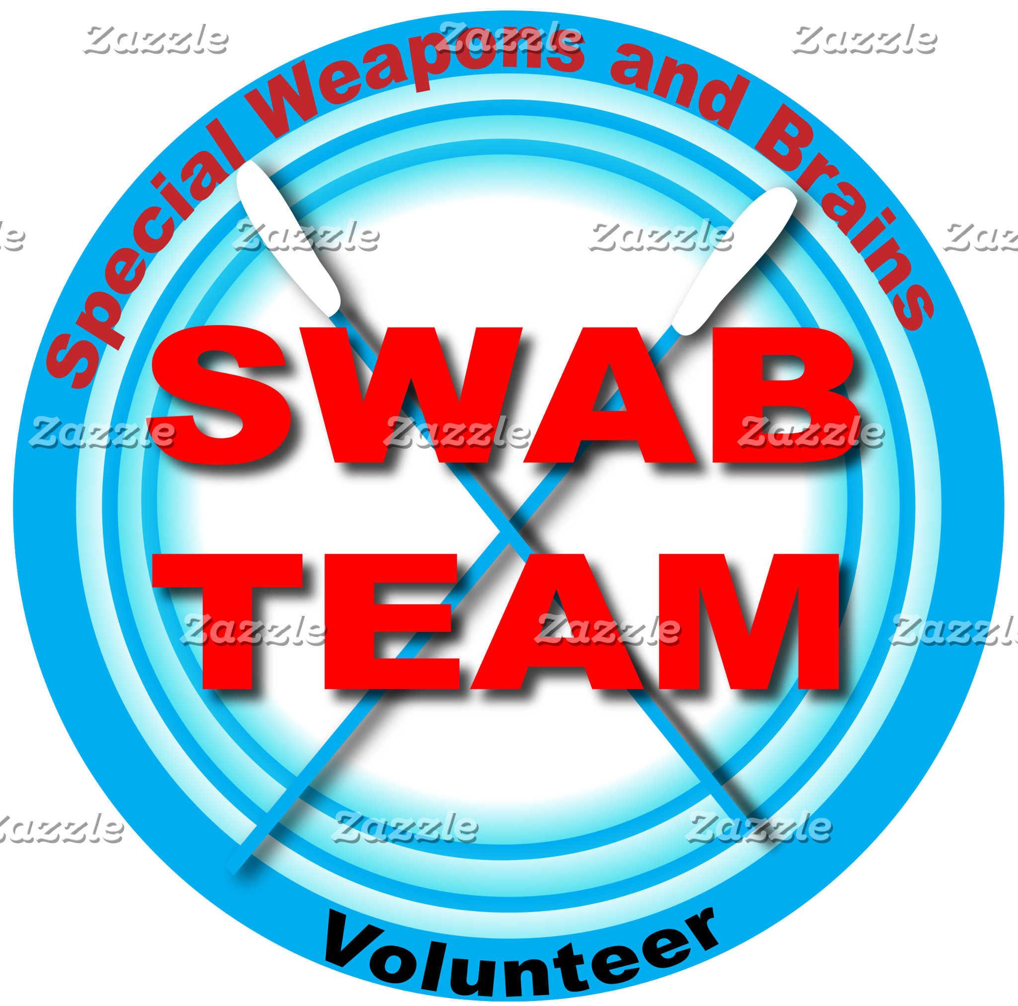 SWAB Team Volunteer