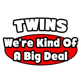 Twins...Big Deal