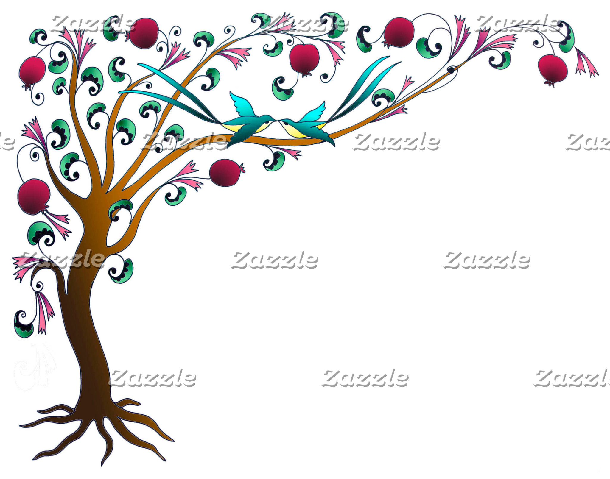 Tree of Life - wedding stationary