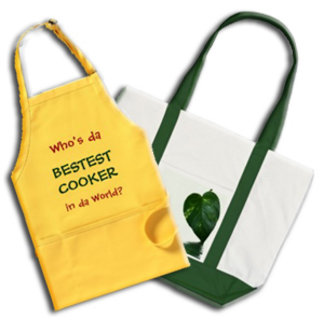 Aprons & Bags & Tags