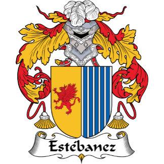 Estebanez Family Crest