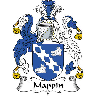 Mappin Family Crest