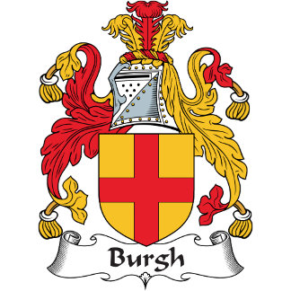Burgh Coat of Arms