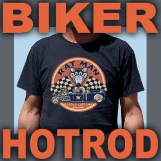 Biker - Hot Rod
