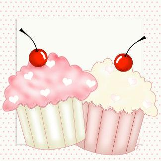 Cupcakes & Polka Dots