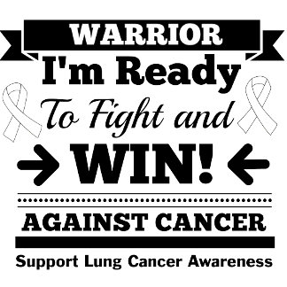 Lung Cancer Ready To Fight and Win