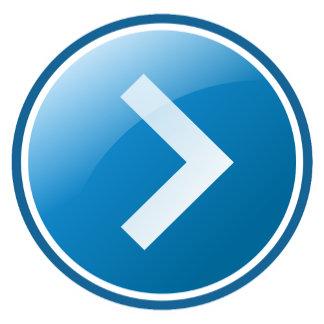 Blue Arrow Button