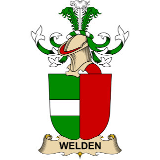 Welden Family Crest