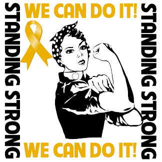 Appendix Cancer Standing Strong We Can Do It
