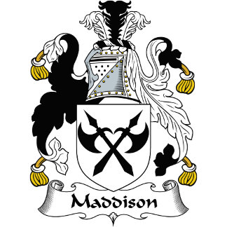 Maddison Family Crest