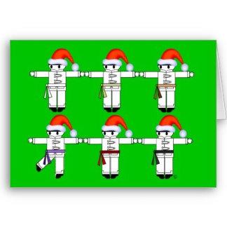 Christmas and Hanukkah Martial Arts