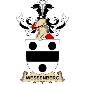 Wessenberg Family Crest