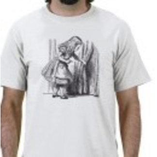 Alice in Wonderland Shirts