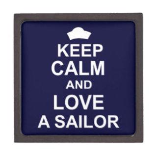 Keep Calm and Love a Sailor