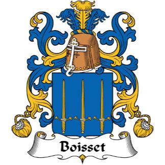 Boisset Family Crest