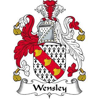 Wensley Family Crest