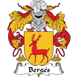 Berges Family Crest
