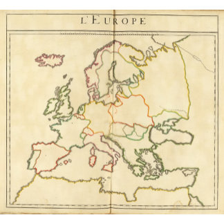 Europe by Religion