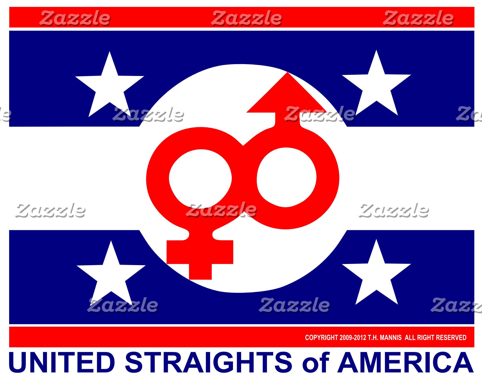 United Straights of America