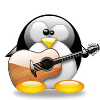 Acoustic Guitar Tux