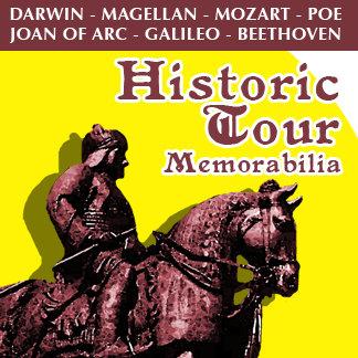 Historic Tour Memorabilia