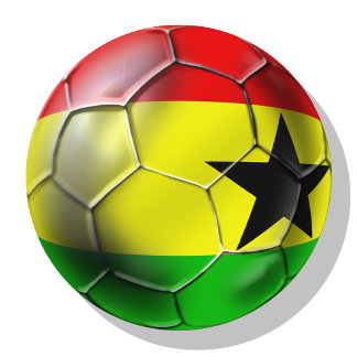 Ghana Black Stars Soccer Shop