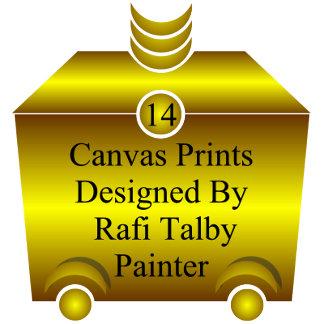 14 canvas prints rafi talby