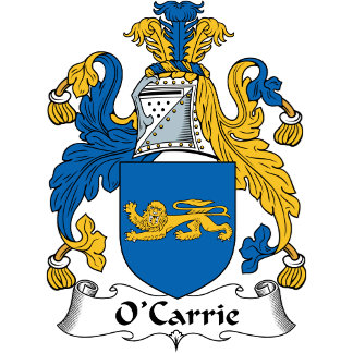 O'Carrie Coat of Arms
