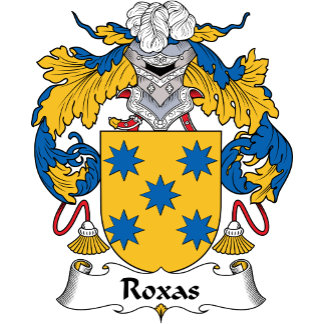 Roxas Family Crest