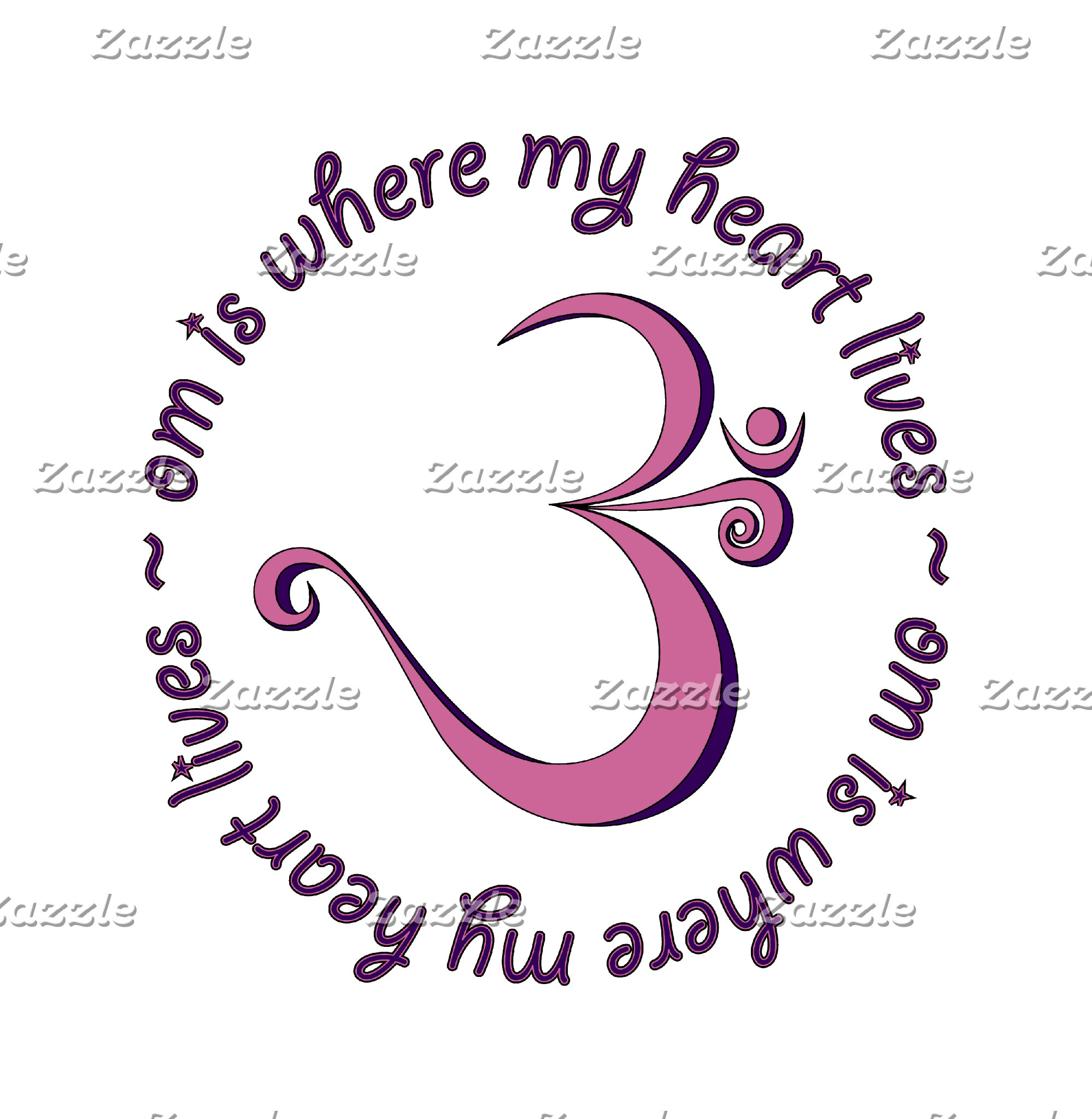 Om Is Where My Heart Lives
