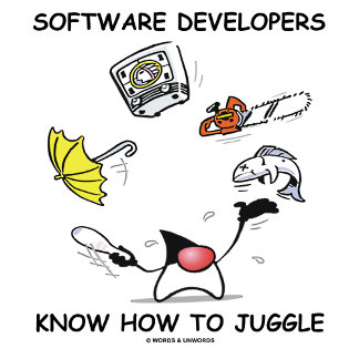 Software Developers Know How To Juggle
