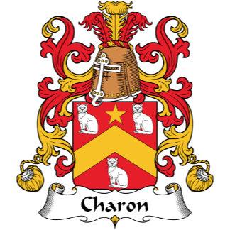 Charon Family Crest