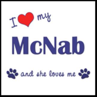 I Love My McNab (Female Dog)