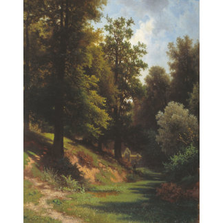 Lev Lvovich Kamenev Forest
